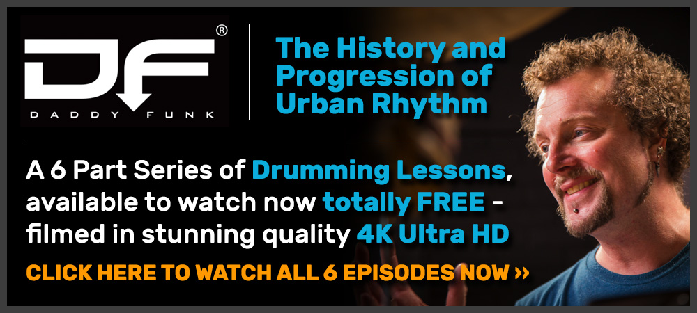 drumming video lessons